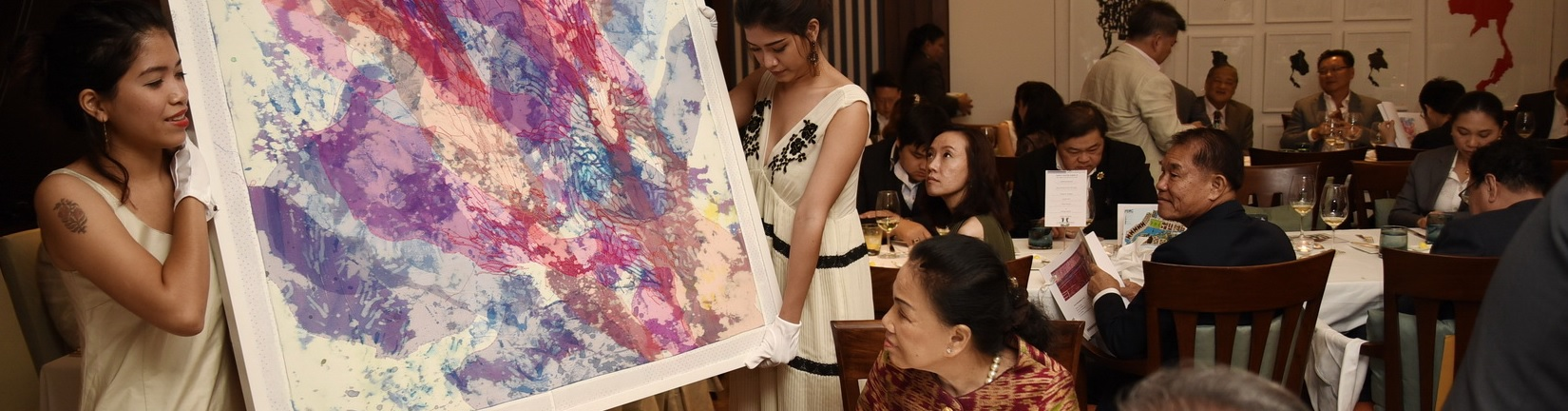 Art collectors in Thailand and the regulation to protect the cultural heritage