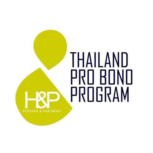 H&P Thailand Pro Bono Program for 2021